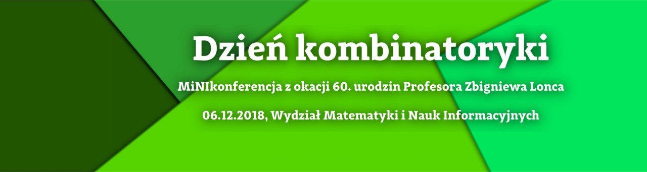 Konferencja urodzinowa prof. dr hab. inż. Zbigniewa Lonca
