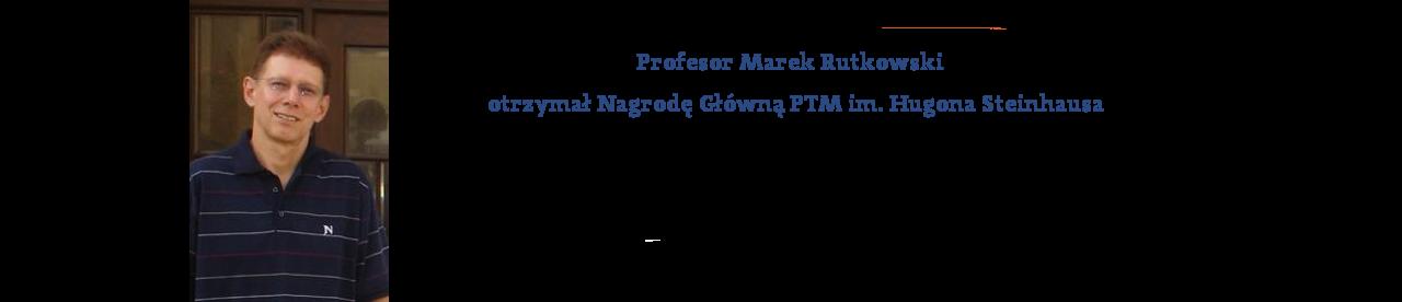 Prestiżowa nagroda PTM